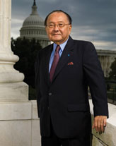 US Sen. Daniel Inouye, file image courtesy Hawaii Community Foundation.