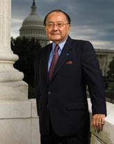 US Sen. Daniel Inouye, file image courtesy Hawaii Community Foundation.