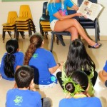 Maui Participates in Pearl Harbor Read Aloud Event