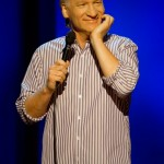Bill Maher performs New Year's Day. Courtesy image.