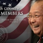 Hawaii Council of Mayors Statement on Passing of Sen. Inouye