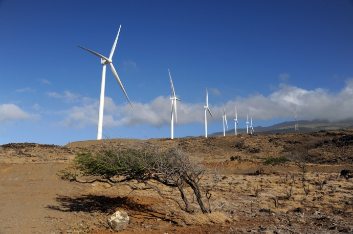 Maui Wind Energy Initiatives Focus of Talk Story