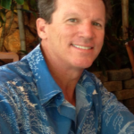 Chuck Bergson, CEO of the newly re-named Pacific Media Group as of Jan 1. 2013 (formerly Pacific Radio Group). PMG photo.