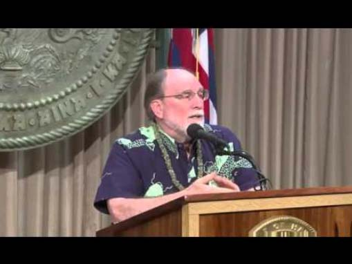 Governor Neil Abercrombie. Courtesy file photo.