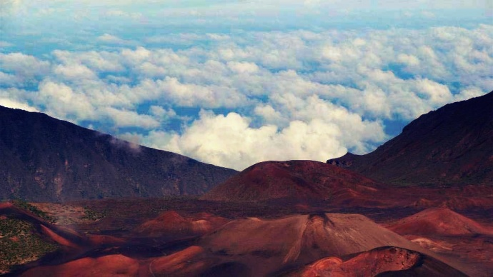 Haleakala, file photo by Wendy Osher.