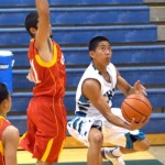 Corona Bounces Kekaulike in Finals of SAS Tourney