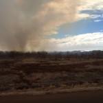 Molokai Crews Battle 3 Brush Fires