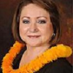 Carmen Hulu Lindsey was elected to continue representing Maui. Photo courtesy of OHA.