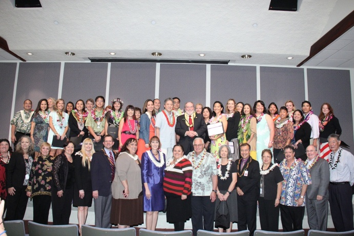 Board Certification, Hawaii teachers. Courtesy photo.