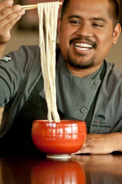Chef Sheldon Simeon. Courtesy photo.