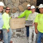 Time Capsule Discovered During Demolition of Old Wailuku Post Office