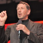 Larry Ellison. Photo courtesy of Oracle Corporation.