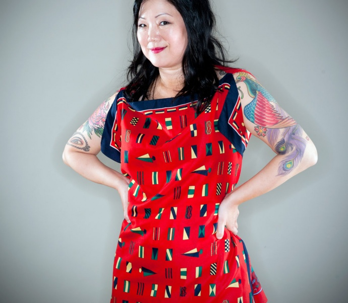 Margaret Cho. Photo courtesy Ben Trivett.