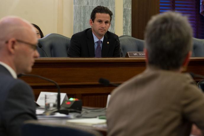 US Sen. Brian Schatz, courtesy photo.