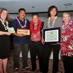 Exceptional Small Business (11-25 employees) David & Ululani Yamashiro (Ululani's Hawaiian Shave Ice LLC)