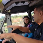 PHOTOS: Gabbard Visits Maui Airport, Coast Guard Facilities