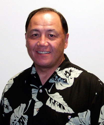 Eugene Ball III, executive director of the Maui High Performance Computing Center, has been nominated to the UH Board of Regents. Photo courtesy of MEDB.
