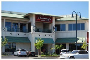 The Melting Pot of Lahaina was located upstairs at the Lahaina Gateway Center. Courtey photo.