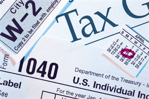 Tax Day Extended to July 15