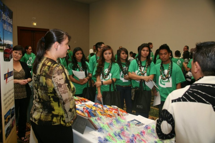 Students participating in 2012 LEI program. Courtesy photo.