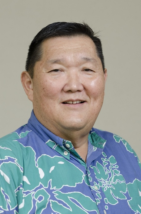 Barry Mizuno, photo courtesy State of Hawai'i, Office of the Governor.