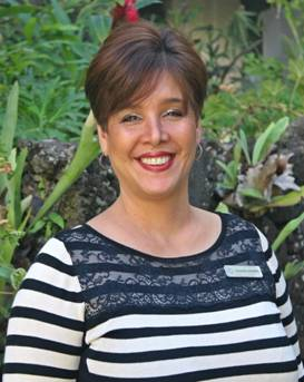Denise Hoopai, new manager at the Makena Beach & Golf Resort. Courtesy photo.