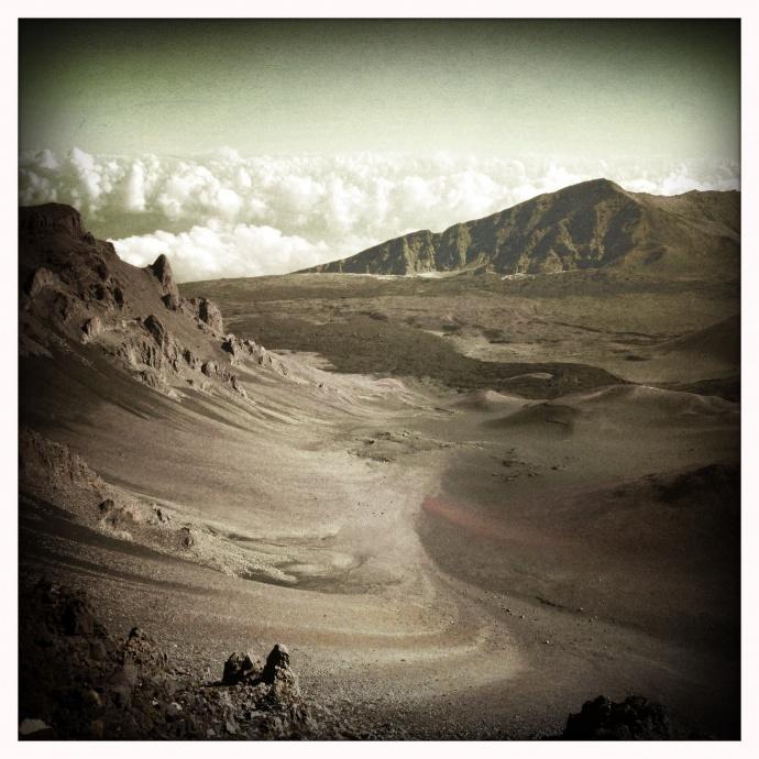 Haleakala. Photo by Vanessa Wolf.