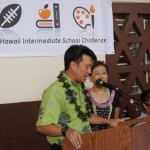 Tsutsui Launches New Hawai'i School Challenge Initiative