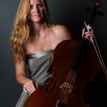 Guest cellist Silvana Samuel. Courtesy image.