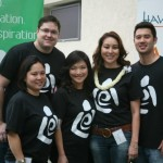High school students participating in 2012 LEI program. Courtesy photo.
