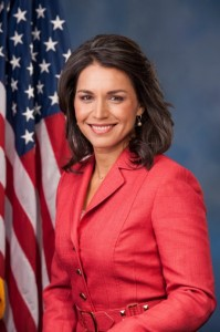 Tulsi Gabbard. Courtesy photo.