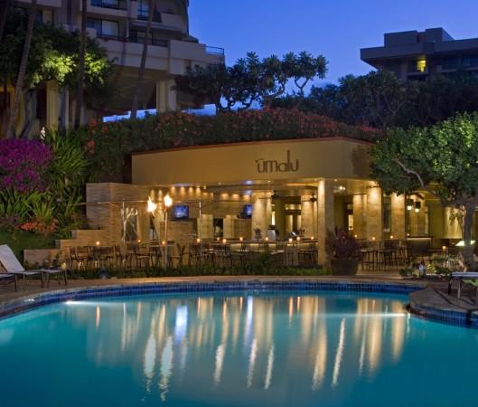 Umalu Lounge. Photo courtesy Maui Hyatt.