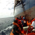 10 Rescued From Sinking 60-foot Voyaging Canoe Near Palau