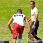 Trainer Kamalani Helps College Prospects Get FAST