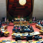 The Hawaii Legislature. Courtesy file photo.