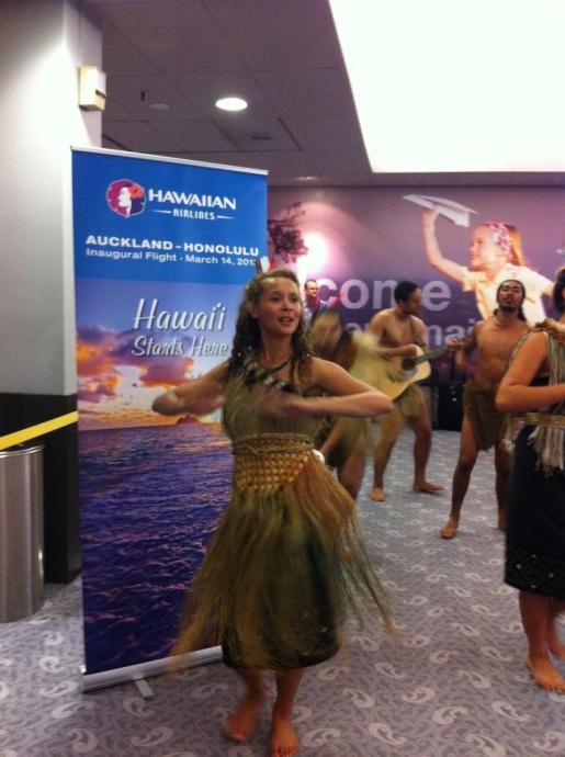 Hawaiian launches new non-stop flight to Auckland, New Zealand. Courtesy photo.