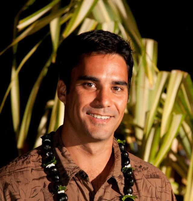 Kainoa Horcajo, president of Maui Recycling Group and former co-host of TEDxMaui. Courtesy photo.