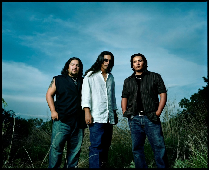The Los Lonely Boys show has been CANCELED pending a later rescheduling, peeps. Courtesy photo.