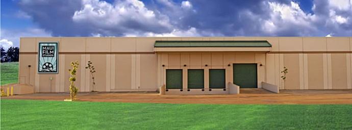 Maui Film Studios is located at the Maui Lani Village Center in Wailuku.