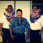 Maui Fire Department Promotes Two to Battalion Chief