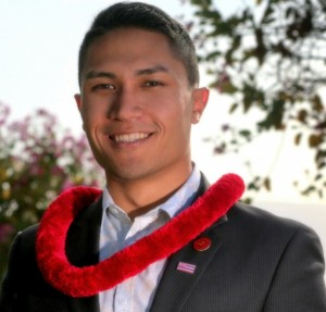Kaniela Ing, courtesy photo.