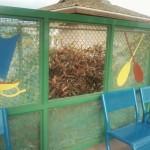 Maui County Seeks Help to Curb Bus Shelter Vandalism
