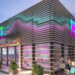 Tne New Miami Grill restaurants will feature a new modern Miami look and feel. Courtesy photo.