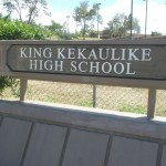 King Kekaulike High School. File photo Rodney S. Yap.