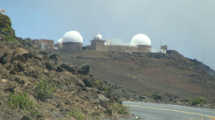 Haleakala, Crater Road. File photo by Wendy Osher.