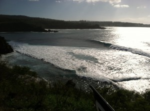 NW swell on the way? Photo:Carlos Rock