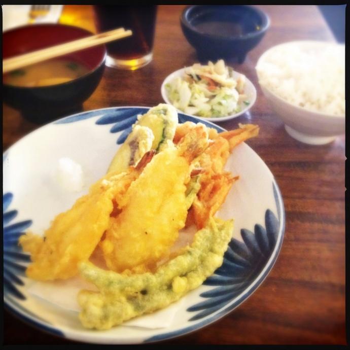 Shrimp Tempura. Photo by Vanessa Wolf