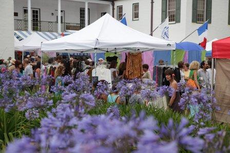 The 2012 craft fair. Courtesy photo.