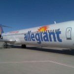 Allegiant Air. Courtesy photo.