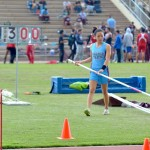 Kozaki Continues to Raise the Bar in Girls Pole Vault